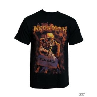 metál póló Megadeth - Peace sells - LIVE NATION, LIVE NATION, Megadeth