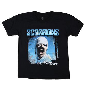 metál póló férfi Scorpions - Blackout - LOW FREQUENCY, LOW FREQUENCY, Scorpions