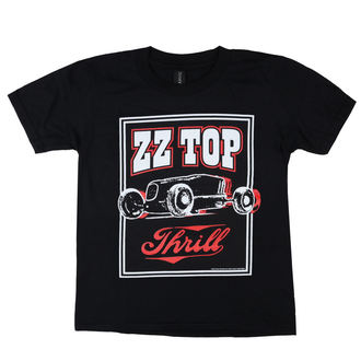 metál póló férfi ZZ-Top - Thrill Kids - LOW FREQUENCY, LOW FREQUENCY, ZZ-Top