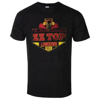 metál póló férfi ZZ-Top - Lowdown - LOW FREQUENCY, LOW FREQUENCY, ZZ-Top
