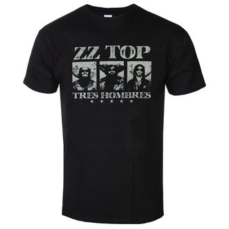 metál póló férfi ZZ-Top - Tres Hombres - LOW FREQUENCY, LOW FREQUENCY, ZZ-Top
