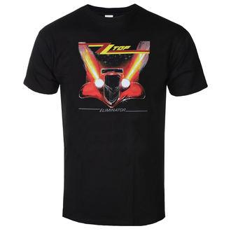 metál póló férfi ZZ-Top - Eliminator - LOW FREQUENCY, LOW FREQUENCY, ZZ-Top