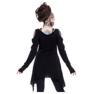Poizen Industries Női pulóver - TABITHA - FEKETE, POIZEN INDUSTRIES