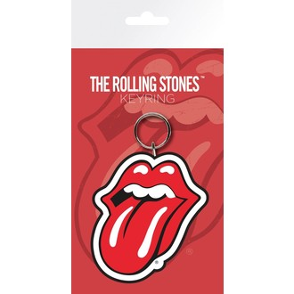 ROLLING STONES Kulcstartó - GB posters, GB posters, Rolling Stones