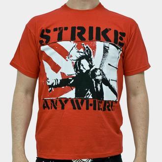póló férfi Strike Anywhere (Thomas), KINGS ROAD, Strike Anywhere
