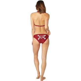 FOX Női Bikini - Throttle Maniac - Kötőfék - Sötét Piros, FOX
