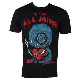 hardcore póló férfi - You're All Mine - Akumu Ink, Akumu Ink