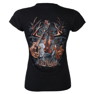 metál póló női Korpiklaani - SHAMAN DRUM - RAZAMATAZ, RAZAMATAZ, Korpiklaani
