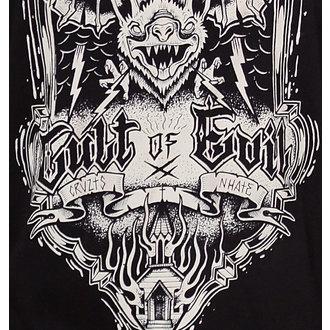 hardcore póló férfi - CULT OF EVIL - HYRAW