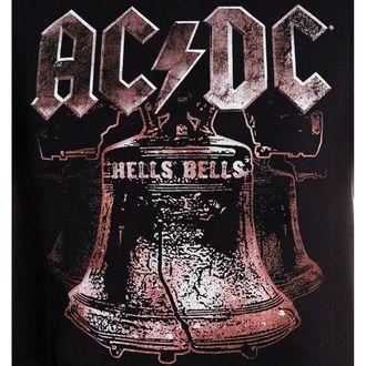 metál póló férfi AC-DC - HELLS BELLS - LEGEND, LEGEND, AC-DC