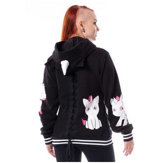 kapucnis pulóver női - UNICORN DAY - CUPCAKE CULT, CUPCAKE CULT