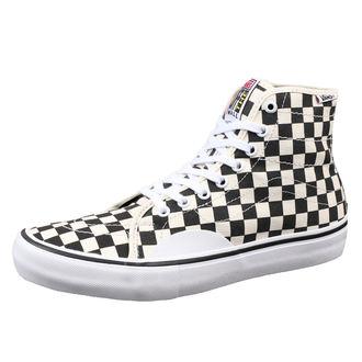 magasszárú cipő férfi - MN AV CLASSIC HIGH P (ChckrBrd) - VANS, VANS