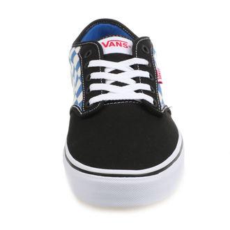 rövidszárú cipő férfi - MN ATWOOD (CHECKERBOAR) - VANS, VANS