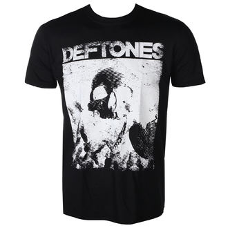 metál póló férfi Deftones - SKULL - PLASTIC HEAD, PLASTIC HEAD, Deftones