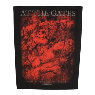 At The Gates Nagy méretű tapasz - To Drink From The Night itself - RAZAMATAZ, RAZAMATAZ, At The Gates