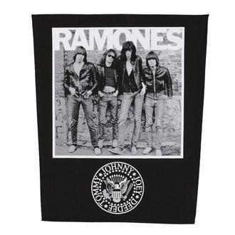 RAMONES nagy felvarró - 1976 - RAZAMATAZ, RAZAMATAZ, Ramones