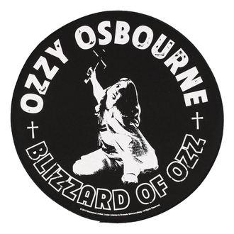 OZZY OSBOURNE nagy felvarró - BLIZZARD OF OZZ - RAZAMATAZ, RAZAMATAZ, Ozzy Osbourne