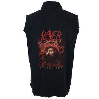 SLAYER férfi mellény - REPENT LESS - RAZAMATAZ, RAZAMATAZ, Slayer