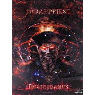 zászló Judas Priest - Nostradamus, HEART ROCK, Judas Priest