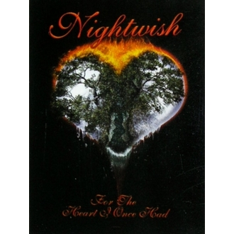 zászló Nightwish - For The Hearth I Once Kígyó, HEART ROCK, Nightwish