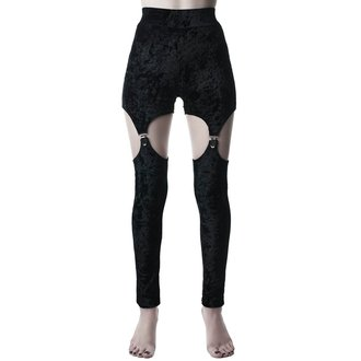 KILLSTAR Női nadrág (leggings) - Nina - FEKETE, KILLSTAR