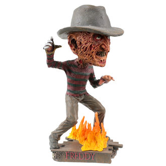 Lengő fejű baba Nightmare on Elm Street - Head Knocker Bobble-Head Freddy Krueger