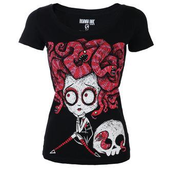 hardcore póló női - Medusa In Love Scoop - Akumu Ink, Akumu Ink