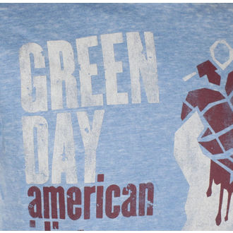 metál póló férfi Green Day - American Idiot - ROCK OFF, ROCK OFF, Green Day