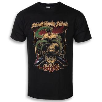 metál póló férfi Black Sabbath - Bloody Sabbath 666 - ROCK OFF, ROCK OFF, Black Sabbath
