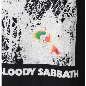 metál póló férfi Black Sabbath - Black - ROCK OFF, ROCK OFF, Black Sabbath