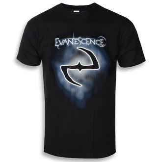 metál póló férfi Evanescence - Classic Logo - ROCK OFF, ROCK OFF, Evanescence