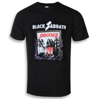 metál póló férfi Black Sabbath - Sabotage - ROCK OFF, ROCK OFF, Black Sabbath