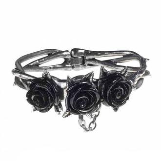 ALCHEMY GOTHIC Karkötő - Wild Black Rose, ALCHEMY GOTHIC