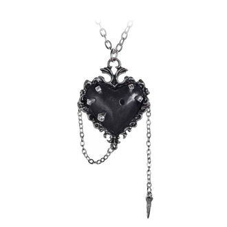 ALCHEMY GOTHIC Nyaklánc - Witches Heart, ALCHEMY GOTHIC