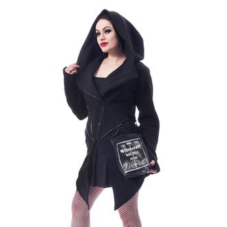 kapucnis pulóver női - WITCH - HEARTLESS
