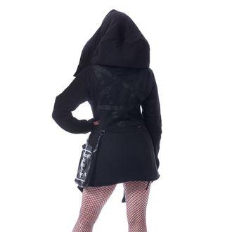kapucnis pulóver női - WITCH - HEARTLESS, HEARTLESS