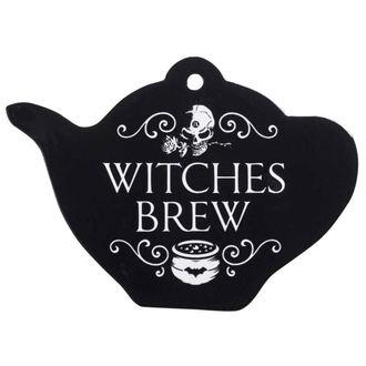 ALCHEMY GOTHIC Fal dekoráció/ felszolgáló tálca/ háromlábú állvány - Witches Brew, ALCHEMY GOTHIC