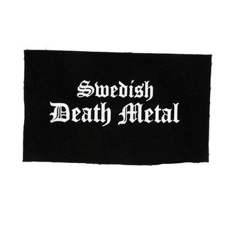 Swedish death metal felvarró