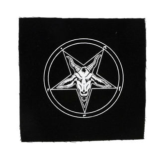 Pentagram felvarró - bapmhomet