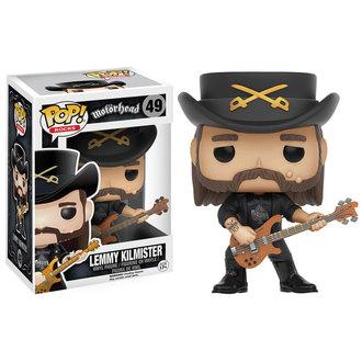 Motörhead akciófigura- POP! Rocks Vinyl Figure Lemmy 9 cm, POP, Motörhead