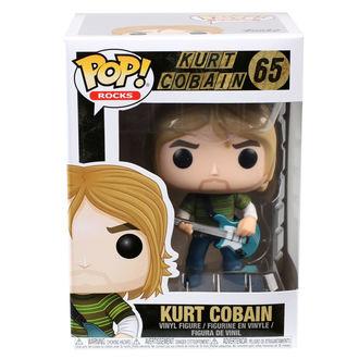 Nirvana Szobrocska - POP! - Kurt Cobain, POP, Nirvana