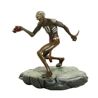 Iron Maiden Figura - Legacy of the Beast - Sámán Eddie, NNM, Iron Maiden