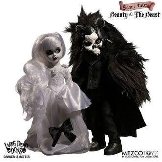 Baba - Living Dead Dolls - Scary Tales Beauty and the Beast, LIVING DEAD DOLLS
