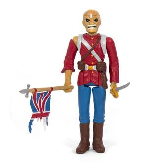 Iron Maiden Figura - A  Kapitány  (Katona Eddie), NNM, Iron Maiden