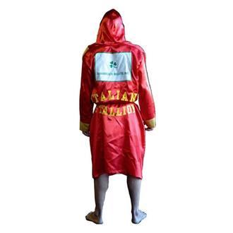Rocky Fürdőköpeny  - Boxing Robe - Rocky Balboa, NNM