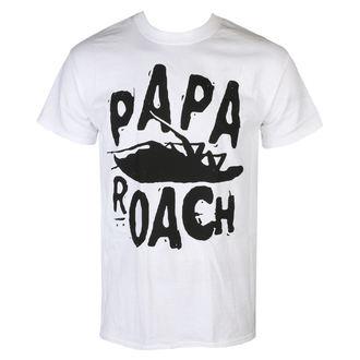 metál póló férfi Papa Roach - Classic Logo - KINGS ROAD, KINGS ROAD, Papa Roach