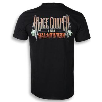 tričko pánské Alice Cooper - I Am Halloween - ROCK OFF, ROCK OFF, Alice Cooper