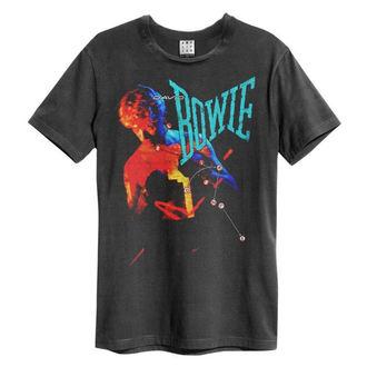 metál póló férfi David Bowie - Lets Dance Anniversary - AMPLIFIED, AMPLIFIED, David Bowie