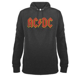 kapucnis pulóver férfi AC-DC - AMPLIFIED - AMPLIFIED, AMPLIFIED, AC-DC