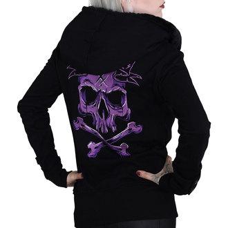 kapucnis pulóver női - BACK2PINK - HYRAW, HYRAW